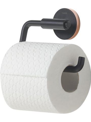 "Tiger Toiletrolhouder ""Urban"" zwart - (B)13,6 x (H)9,8 cm"