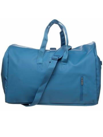 "Bree Weekendtas ""Punch 714"" blauw - (B)60 x (H)32 x (D)30 cm"