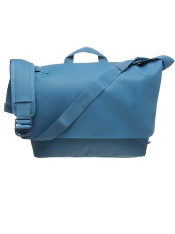 "Bree Schoudertas ""Punch 731"" blauw - (B)42,5 x (H)32 x (D)14,5 cm"