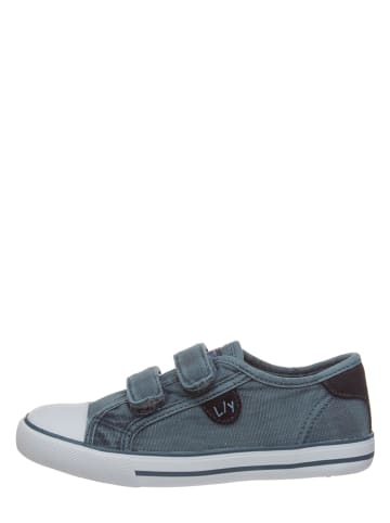 Little Sky Sneakers in Blau