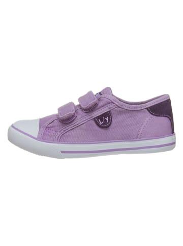 Little Sky Sneakersy w kolorze fioletowym