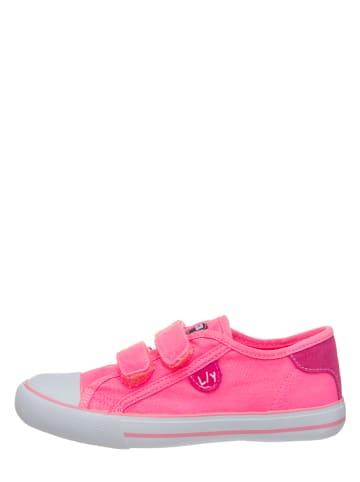 Little Sky Sneakers roze