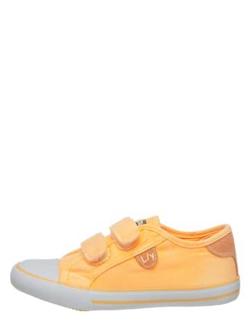 Little Sky Sneakersy w kolorze pomarańczowym