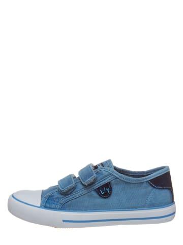 Little Sky Sneakersy w kolorze niebieskim