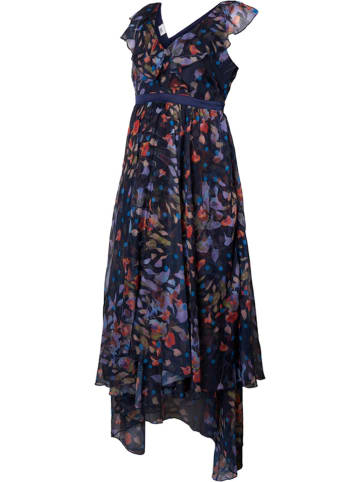 """Mama licious Sukienka ciążowa """"Jasmine"""" w kolorze granatowym ze wzorem"""