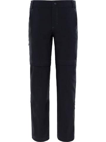"""The North Face Spodnie funkcyjne """"Exploration"""" w kolorze czarnym"""