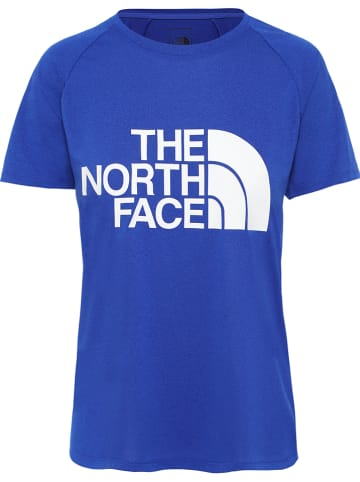 "The North Face Trainingsshirt ""Graphic Play Hard"" blauw"