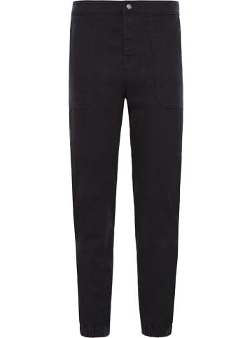 "The North Face Spodnie ""Moeser"" w kolorze czarnym"