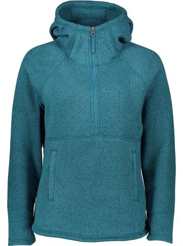 """The North Face Fleece trui """"Crescent"""" blauw"""