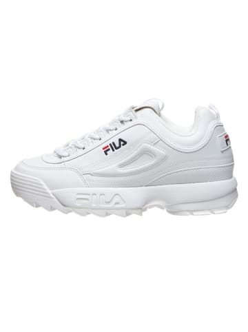 "Fila Sneakers ""Disruptor"" in Weiß"