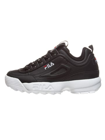 "Fila Sneakers ""Disruptor"" zwart"