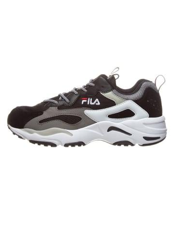 "Fila Sneakers ""Ray Tracer"" zwart"