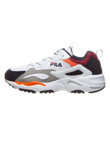 """Fila Sneakers """"Ray Tracer"""" wit"""