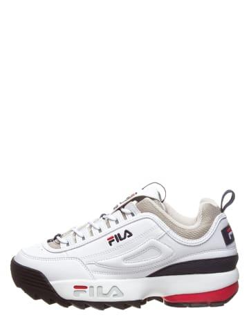 Fila Buty sportowe w kolorze białym