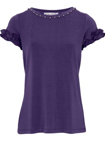 Heine Koszulka w kolorze fioletowym