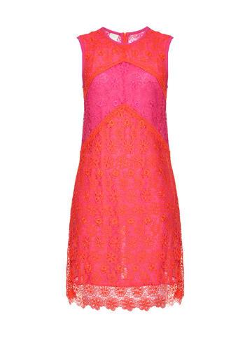 Pinko Sukienka w kolorze czerwono-fioletowym
