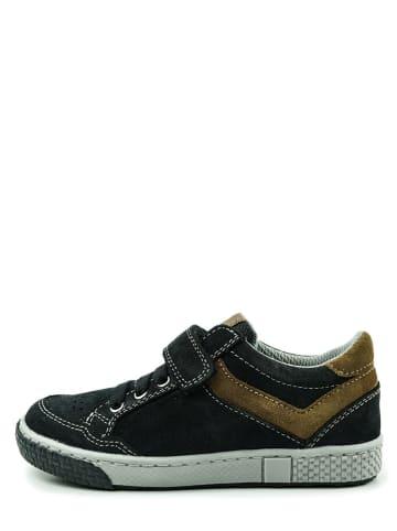 Ciao Leder-Sneakers in Schwarz