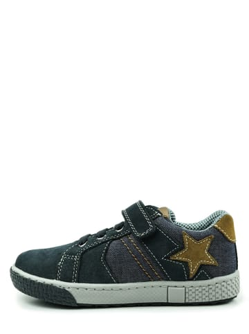 Ciao Leder-Sneakers in Dunkelblau