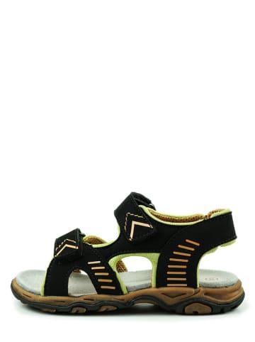 Ciao Leren sandalen zwart