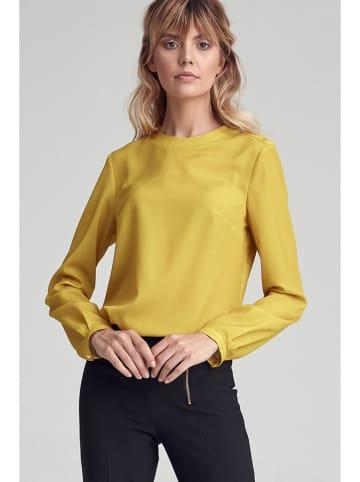 Colett Bluzka w kolorze żółtym