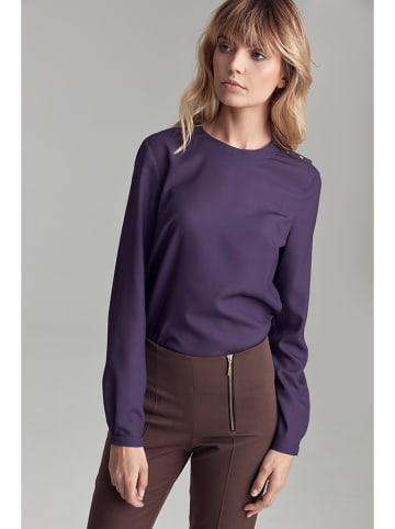 Colett Bluzka w kolorze fioletowym
