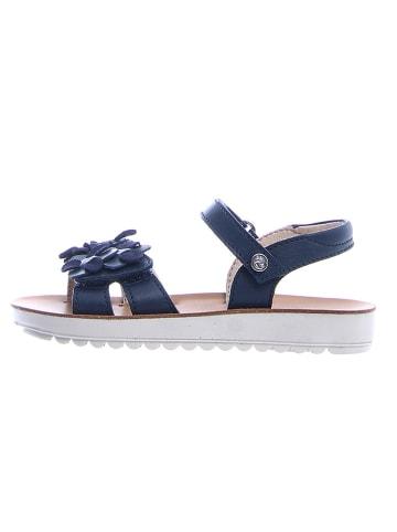 Naturino Leren sandalen blauw