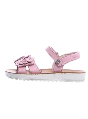 Naturino Leder-Sandalen in Rosa