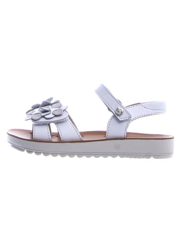 Naturino Leren sandalen wit