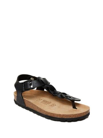 Mandel Sandały w kolorze czarnym