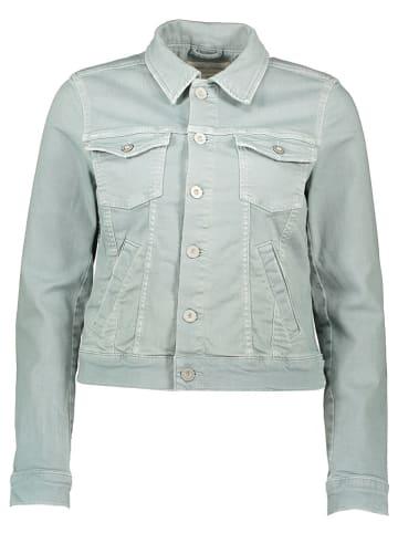 Marc O'Polo Kurtka dżinsowa w kolorze jasnozielonym