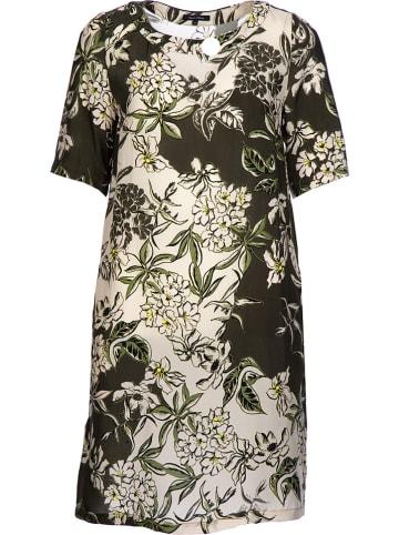 Marc O´Polo Sukienka w kolorze beżowo-oliwkowym