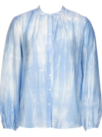 Marc O´Polo Bluzka w kolorze błękitnym