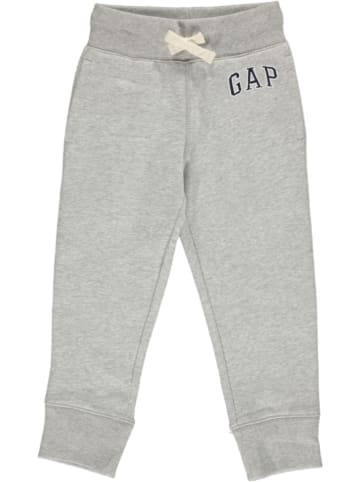 GAP Spodnie dresowe w kolorze szarym