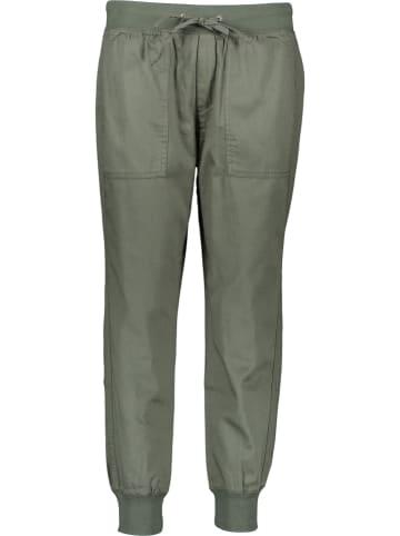 GAP Spodnie dresowe w kolorze khaki