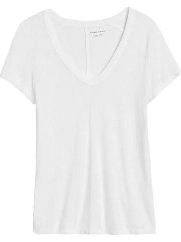 Banana Republic Koszulka w kolorze białym