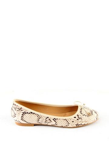 Sixth Sens Ballerina's beige