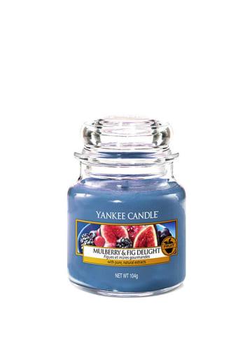 Yankee Candle Mała świeca zapachowa - Mulberry & Fig Delight