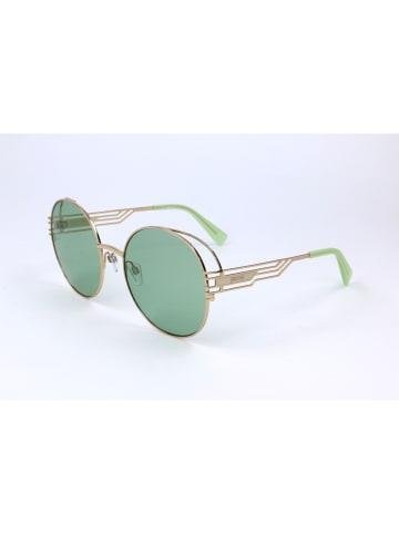 Just Cavalli Damen-Sonnenbrille in Gold