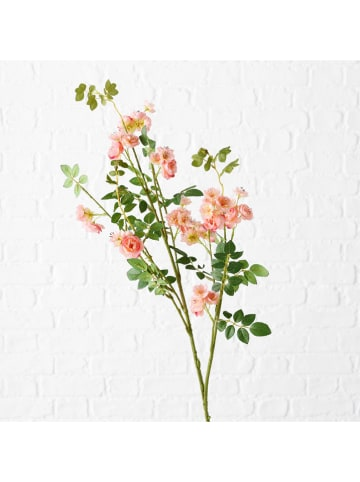 """Boltze Dekoblume """"Cherry"""" in Rosa - (L)105 cm"""