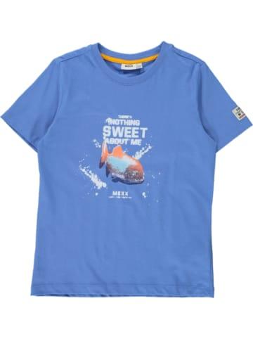 Mexx Shirt in Blau