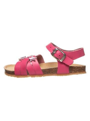 Billowy Sandały w kolorze fuksjowym