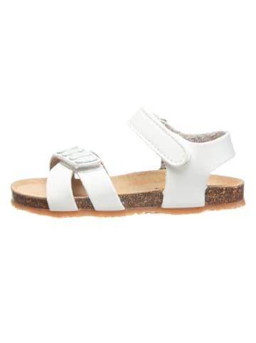Billowy Sandalen in Weiß