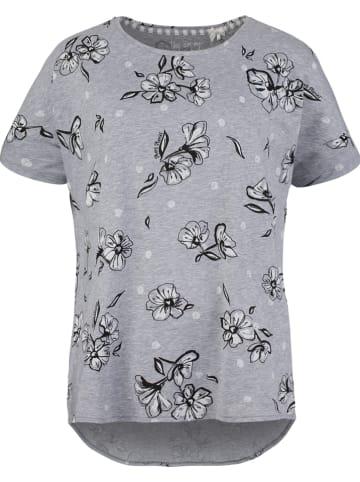 SHORT STORIES Koszulka piżamowa w kolorze szarym