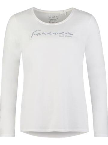 SHORT STORIES Koszulka piżamowa w kolorze białym