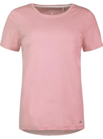 SHORT STORIES Koszulka piżamowa w kolorze jasnoróżowym