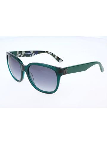 Karl Lagerfeld Damen-Sonnenbrille in Grün