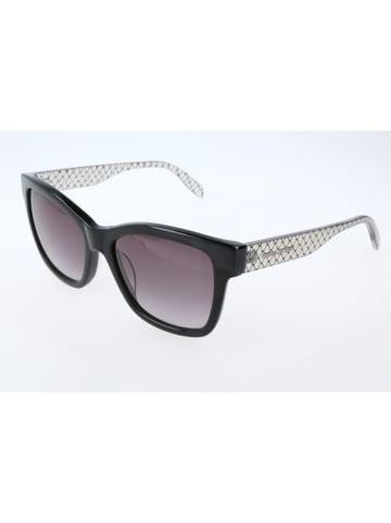 Karl Lagerfeld Dameszonnebril zwart/grijs