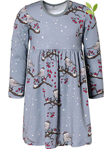 Walkiddy Kleid in Blau