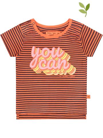 Smitten Organic Shirt in Orange