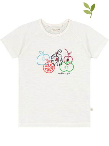 Smitten Organic Koszulka w kolorze białym